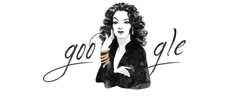 maria felix, maria felix google doodle