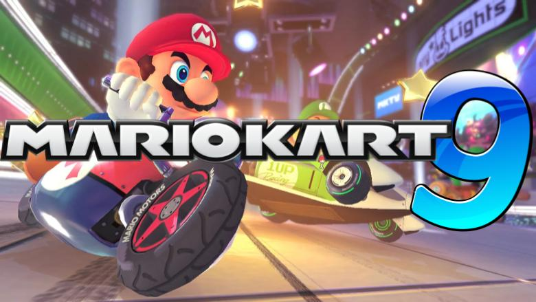 Mario Kart 9