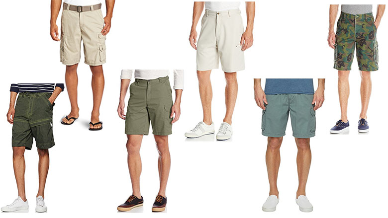 best mens cargo shorts