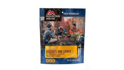 mountain house backpacking meals