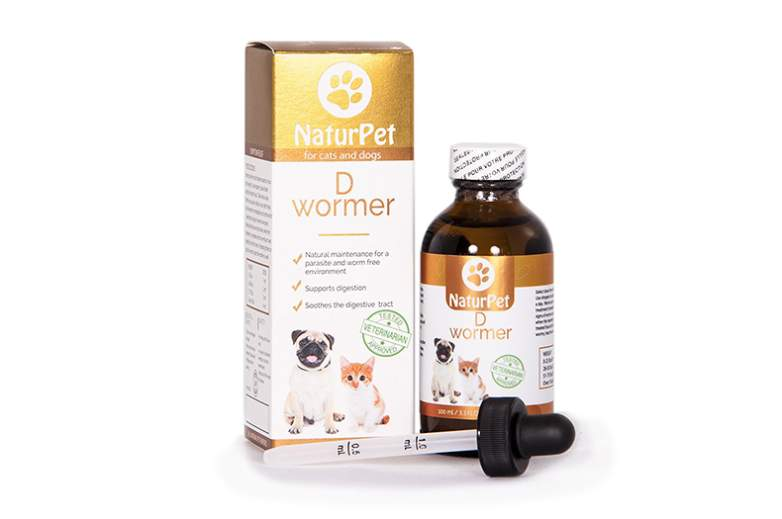 product image for naturpet d wormer