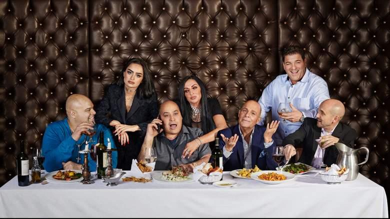 Staten Island Hustle Cast, Tony D., Dom Detore, Adolfo LaCola, Mike Palmer, Ron Montana