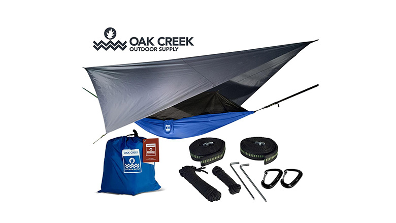 oak creek backpacking hammock