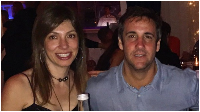 Laura and Michael Cohen