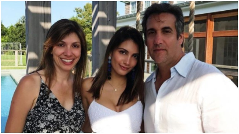 michael cohen, michael cohen daughter, michael cohen wife