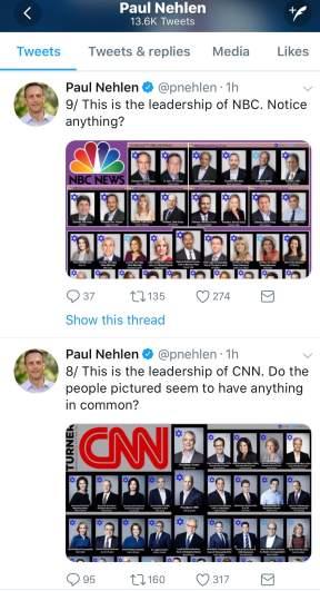 Paul Nehlen Twitter posts