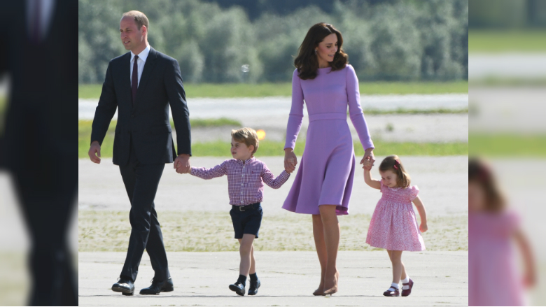 Royal baby king or queen