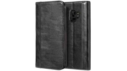 procase-leather-s9-plus-wallet-case