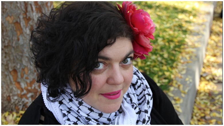 Randa Jarrar Fresno State English professor