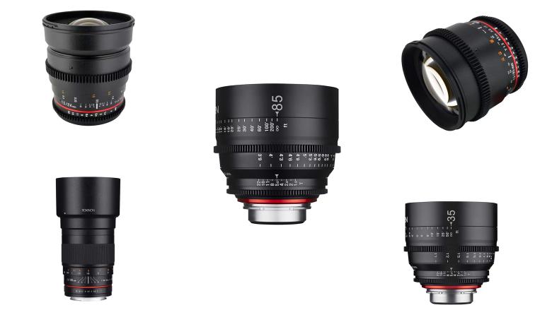 Best rokinon cine lenses