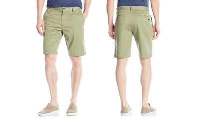 rvca mens weekend stretch short, Mens casual shorts, mens khaki shorts, mens shorts, mens chino shorts