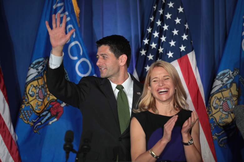 Paul Ryan wife, Paul and Janna Ryan
