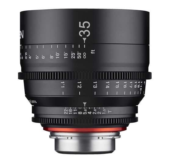 Xeen 35mm Cine Lens