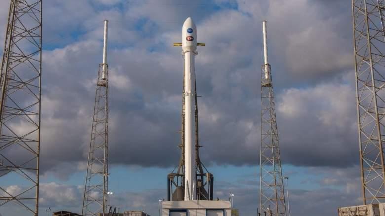 NASA TESS and SpaceX