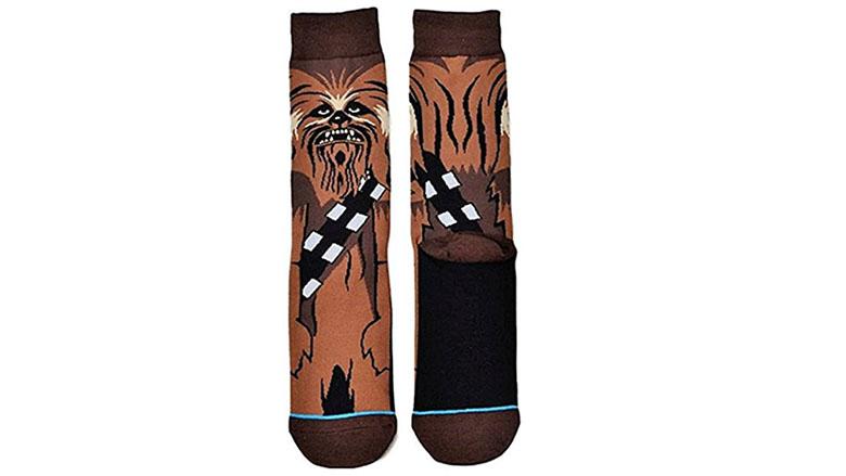 Star Wars Chewbacca socks