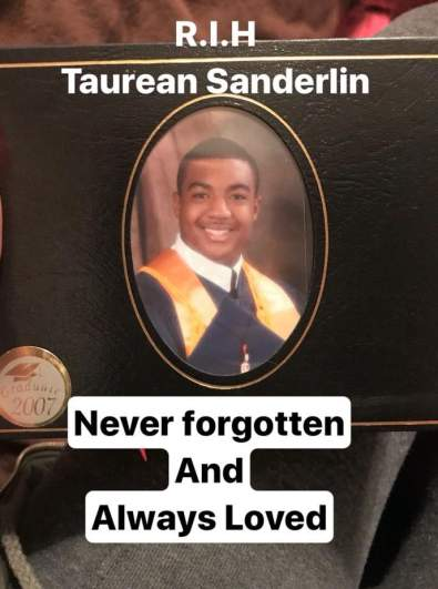 taurean sanderlin