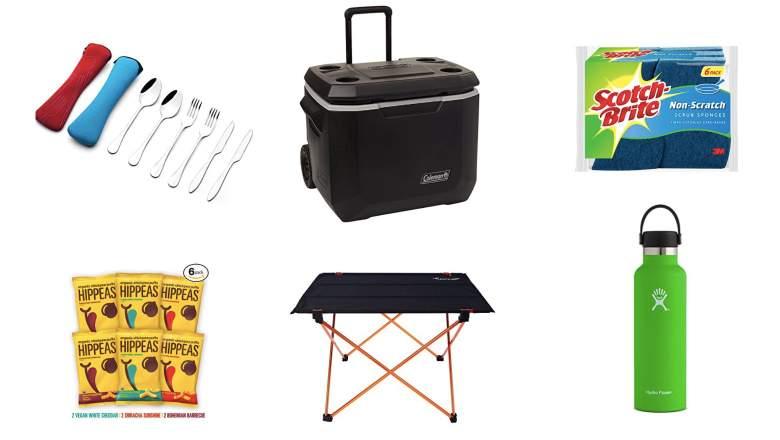 best camping kitchen supplies, camping kitchen supplies, camping kitchen cooking supplies