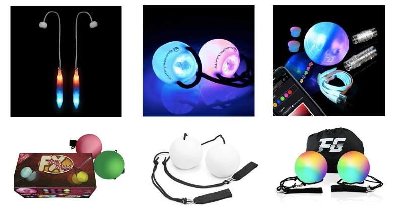 best LED Poi