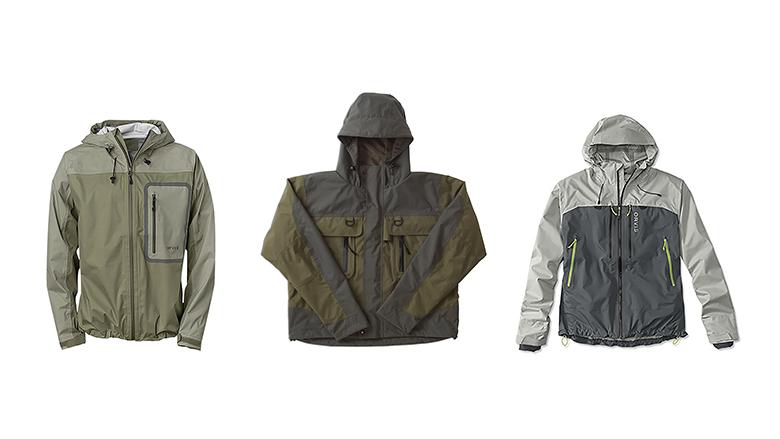 best wading jacket