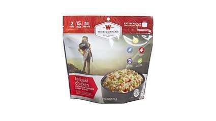 wise company freeze dried meals