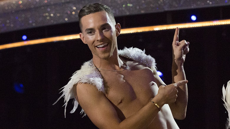 Adam Rippon Dancing With the Stars, Dancing With the Stars Athletes Winner