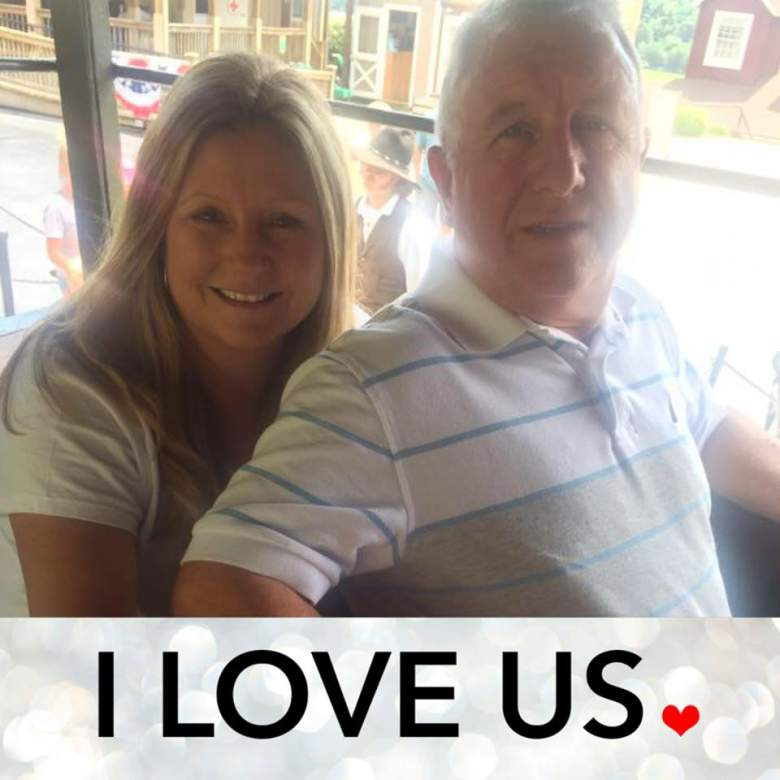 Roger self with wife Dianne Self Facebook