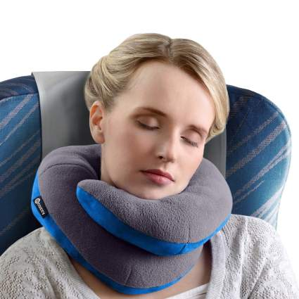 bcozzy travel pillow