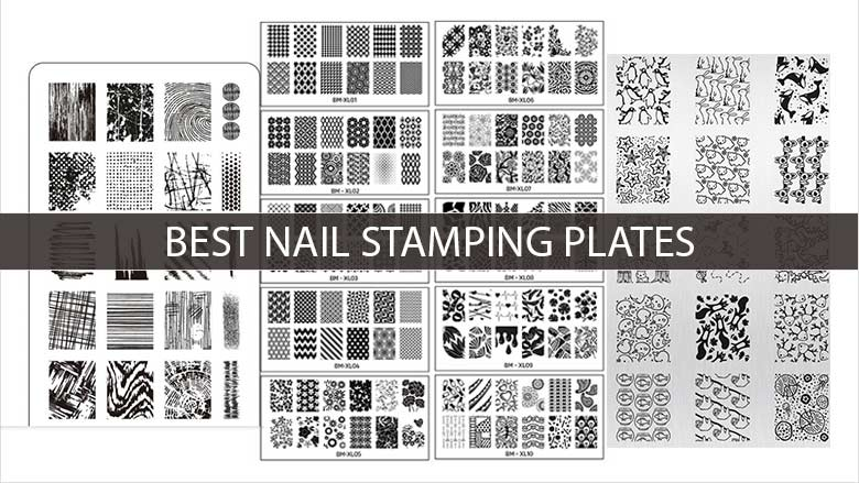 Best Christmas Nail Stamping Plates 2020 9 Best Nail Stamping Platess (2020) | Heavy.com