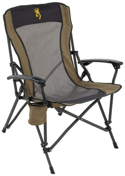browning fireside camping chair