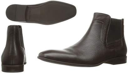 calvin klein mens clarke tumbled boot