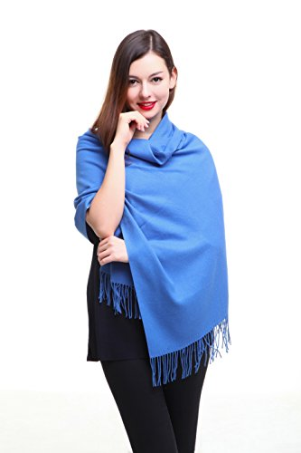 cashmere travel shawl