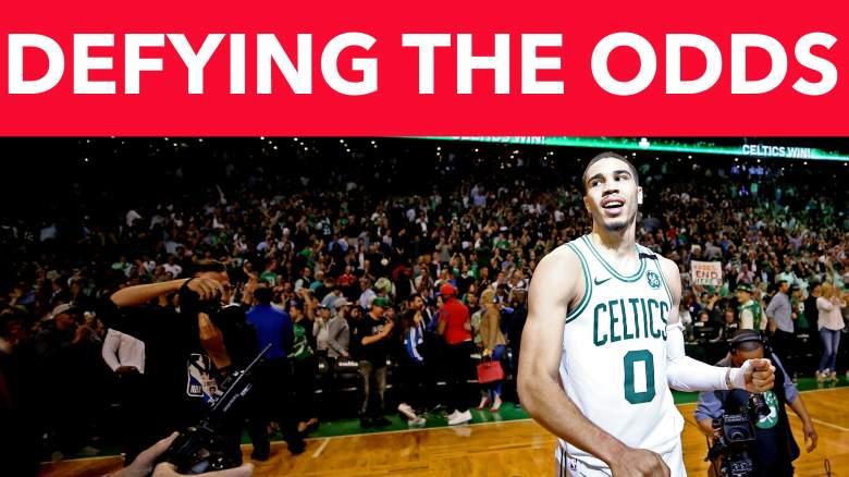 Celtics Cavs odds