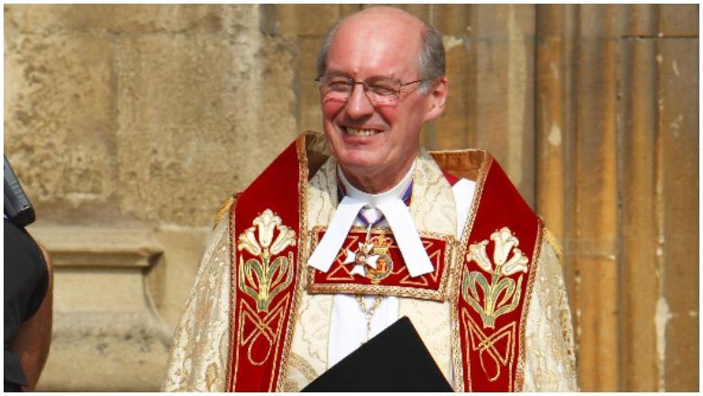 Dean of Windsor Right Reverend David Conner
