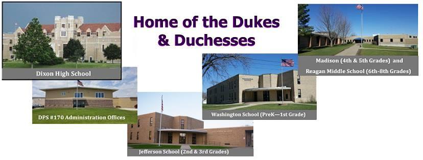 Dixon High School Facebook page