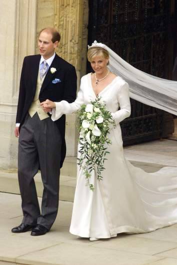 sophie wedding dress