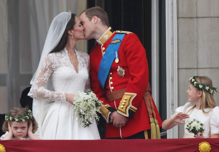 Grace van Cutsem royal wedding