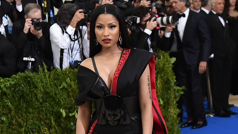 Nicki Minaj at the Met Gala, Watch the Met Gala Online