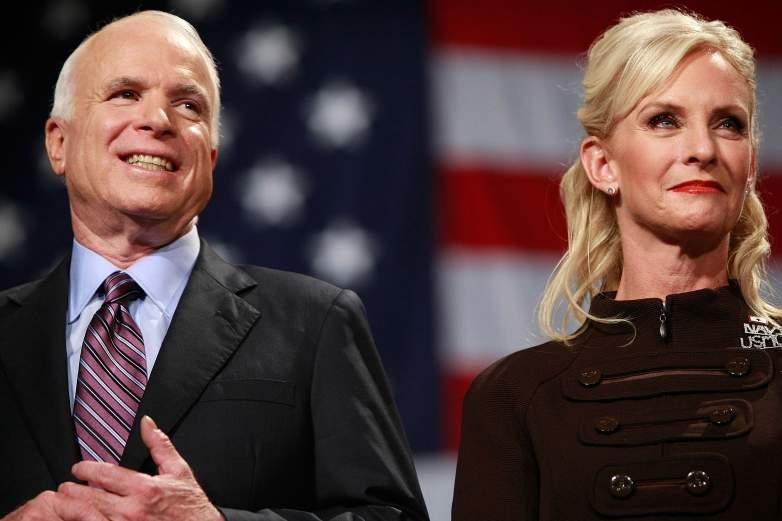John McCain's wife