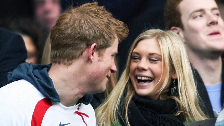 Prince Harry Ex Girlfriend