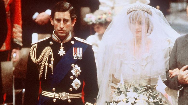 Princess Diana Wedding Video