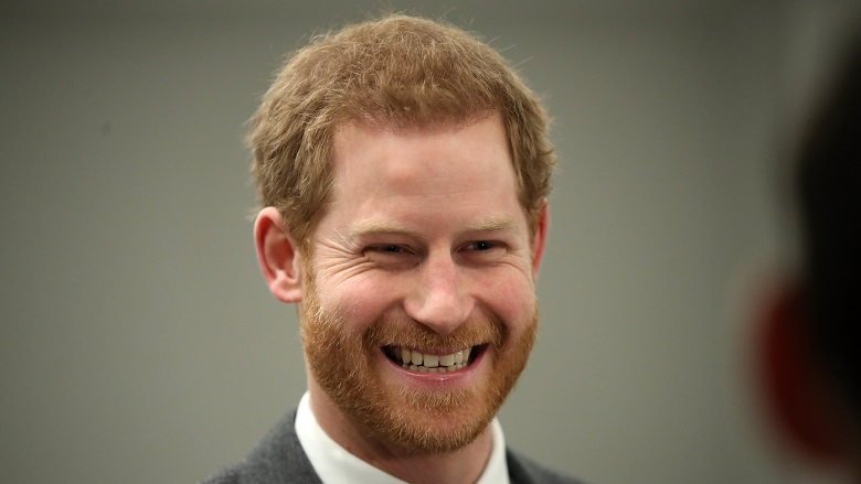 How Old Is Prince Harry