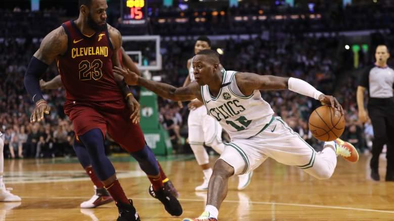 Cavs vs Celtics Game 2