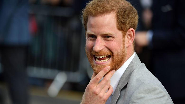 Prince Harry's real name is Henry