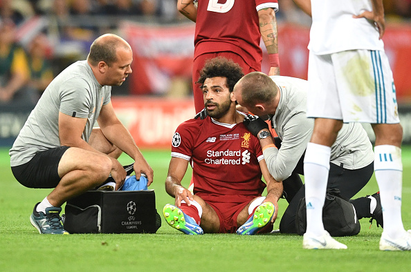 Mo Salah Injury