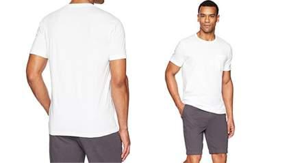 goodthreads mens short sleeve crewneck cotton t-shirt