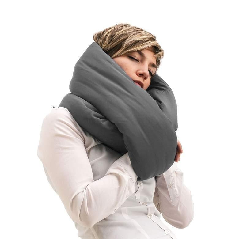 huzi travel pillow