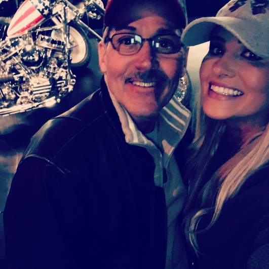 tomi lahren with father kevin lahren