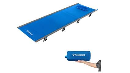 kingcamp best camping cot
