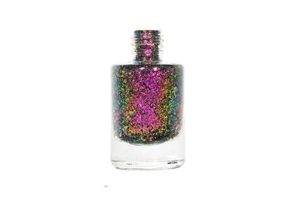 Bright multichrome nail polish