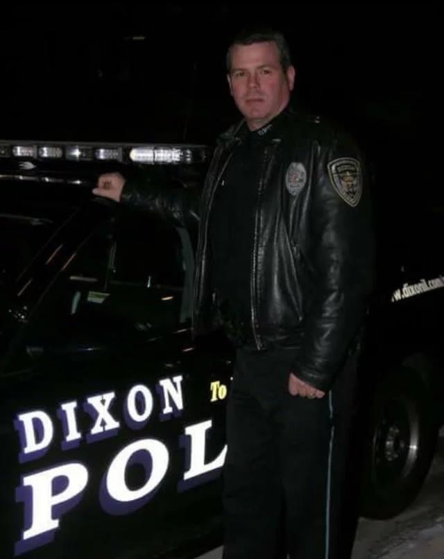 Mark Dallas Cop